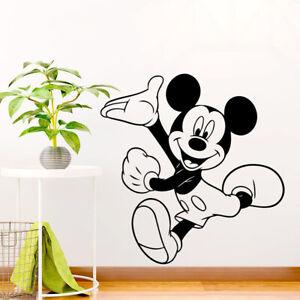 Extra-Large-Cartoon-Mickey-Minnie-Mouse-Wall-Sticker-Decal-Kid-Room-Nursery-Home