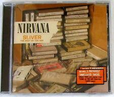 NIRVANA - SLIVER THE BEST OF BOX - CD Sigillato