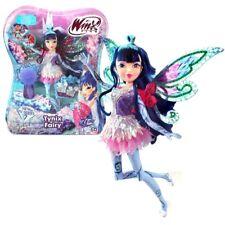 Musa | Tynix Fairy Puppe | Winx Club | Fee mit magischem Gewand | Staffel 7