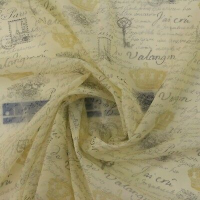 Waverly Paris Notebook Clay OUTDOOR FABRIC SOLD BY THE YARD