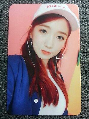 WJSN BONA Official PHOTOCARD #2 Moment Ver 4th Happy Moment Album Cosmic Girls
