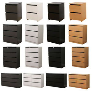 AVC-Designs-2-3-4-6-Drawer-Chest-of-Drawers-Bedside-Table-Modern-Bedroom-Storage
