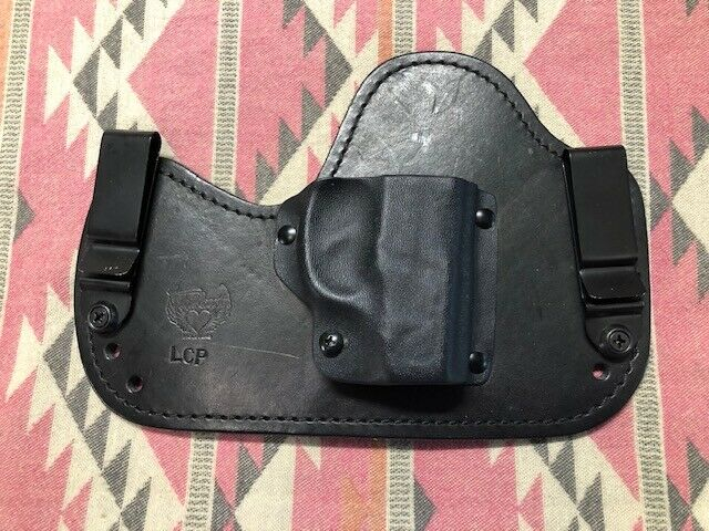 Ruger LCP IWB Tuck Holster