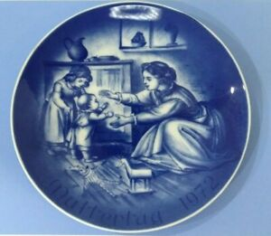 Vintage-Limited-Edition-Bareuther-Waldsassen-Bavaria-Germany-Mother-039-s-Day-1972