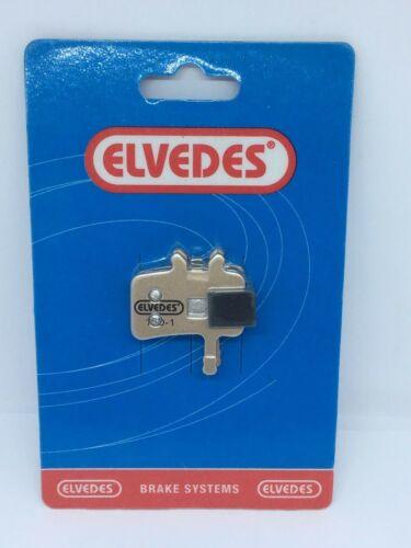 ELVEDES AVID MECHANICAL 2002-2004//BB7//HYDE 5//7 BRAKE PADS NEW FREE UK POSTAGE