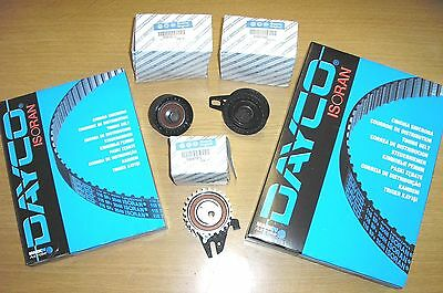 ALFA ROMEO GTV & SPIDER 2.0 JTS  New OE Cam Belt Timing Kit & Balance Belt Kit