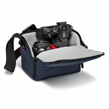 Manfrotto NX SHOULDER BAG CSC COMPACT SYSTEM CAMERA LENS CASE IMBOTTITO WATERRESIST