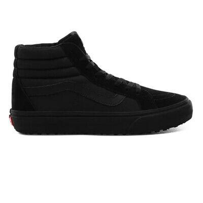 Vans SK8 HI Reissue BlackBlack VN0A3MV5V7W Sneakers Uomo NUOVO | eBay