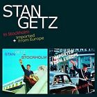 in Stockholm Imported From Europe 16 Bonus 8436559460415 by Stan Getz CD