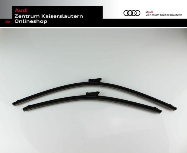 Audi Original Q5 Scheibenwischer Satz vorne 80B998002 Aero Wischerblätter