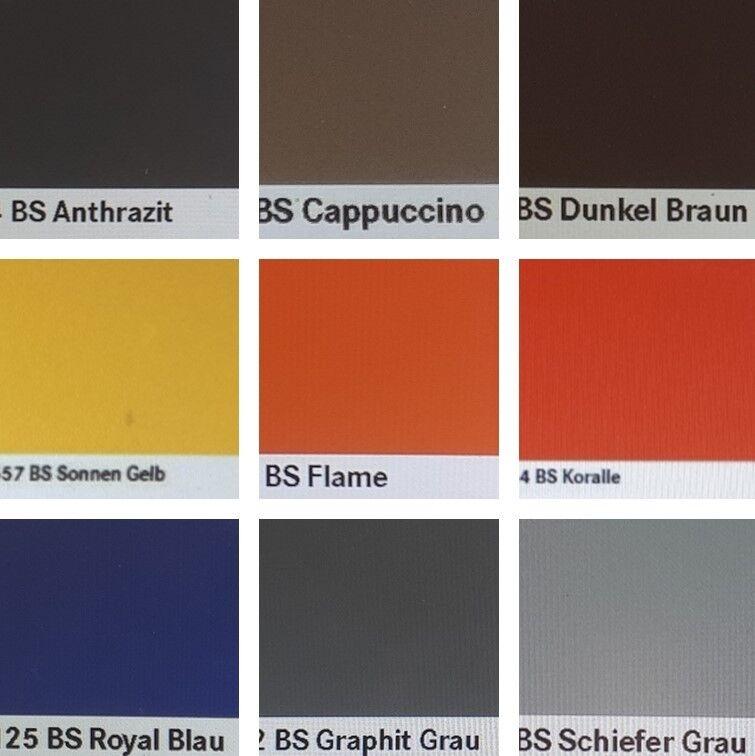 HPL Baukompaktplatten 8 mm versch. Masse (  m²) Fassadenplatten KRONOART®