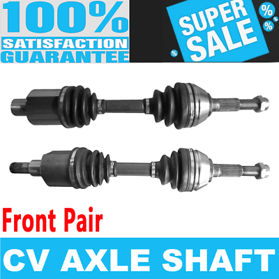 FRONT LEFT CV Axle Drive Shaft For CHEVROLET BLAZER 97-05 S10 97-04 Base 4WD