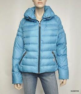 turkis Guess ~ Jacket Top Nwt Winter Frakke Down 200 Snow Zip xl Parka Puffer 7BFpUwq1