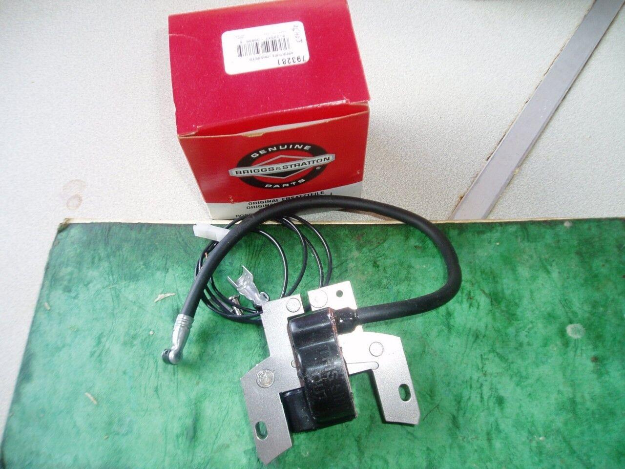 799651 Engines OEM Briggs /& Stratton 592846 Magneto Armature for 691060