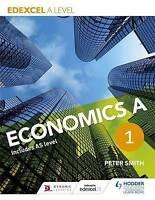 Edexcel A Level Economics A: Book 1 (AQA A Level Economics)-ExLibrary