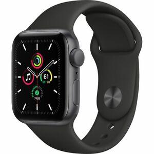 Apple Watch SE 40 mm GPS (2020 ) Space Grey Aluminium Case