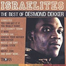Israelites: The Best of Desmond Dekker by Desmond Dekker/Desmond Dekker & the Ac