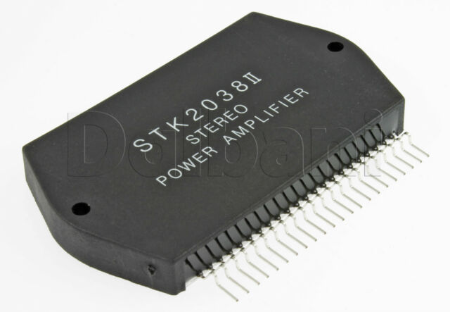 Hybrid-IC stk3122iii; power Audio AMP
