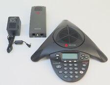 Polycom Soundstation 2 Avaya 2490 Phone With Interface Module 2301 0641 001