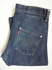 LEVI'S TYPE 3 TWISTED ENGINEERED JEANS W30 L32 MID BLUE LEVH569 #