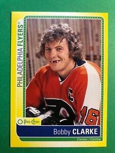 2013-14-O-Pee-Chee-Sticker-Card-S-BC-Bobby-Clarke-Philadelphia-Flyers