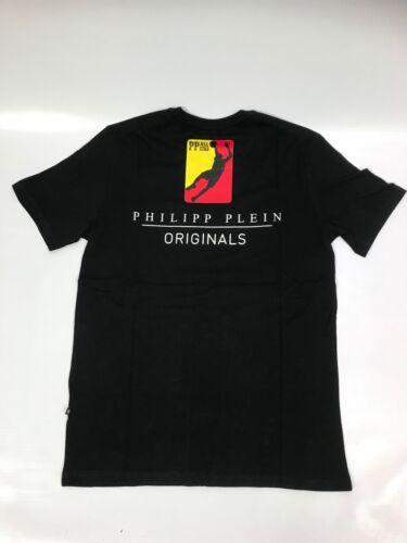 l Girocollo Gr shirt Plein T Philipp Nero Arilide aq0ZPHTHn