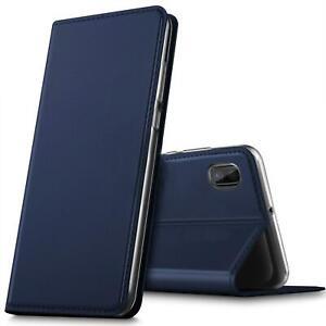 Handy-Huelle-Samsung-Galaxy-A10-Book-Case-Schutzhuelle-Tasche-Slim-Flip-Cover