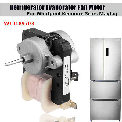 ERP ERM245 Universal Refrigerator Evaporator Fan Motor for Whirlpool Kenmore GE