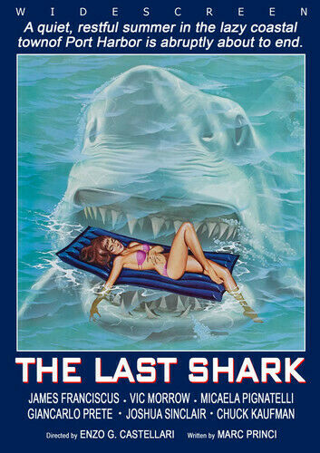 The Last Shark [Used Very Good DVD]