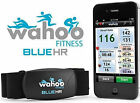 Wahoo Fitness Bluetooth HR Heart Rate Monitor Chest Strap for iPhone Android