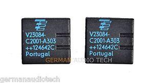 2x-NEW-TYCO-TE-V23084-C2001-A303-GENERAL-MODULE-RELAY-GM3-GM5-BMW-E46-Z4-X5-E39