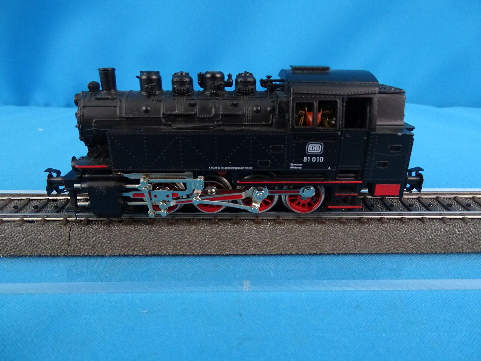 Marklin 3032 DB Tender Locomotive Br 81 version 5 OVP