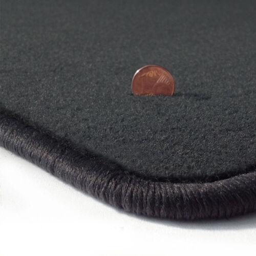 Velours Fußmatten dunkelgrau für TOYOTA YARIS XP9 Bj.06-11 4-tlg.