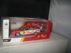 1:18 2018 Scott McLaughlin Championship Winner DJR Team Penske Ford FGX Fa