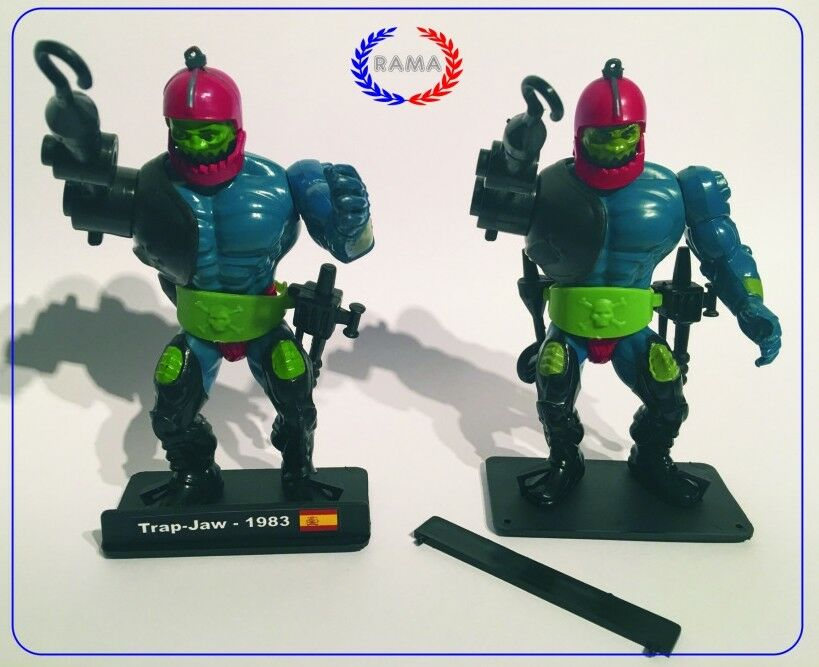 MOTU Plastic Stands Vintage He-man Masters of the Universe Pack x 50 Units