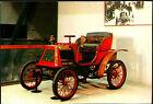 CARTOLINA - RENAULT 3½ HP - 1899 - MUSEO DELL'AUTOMOBILE - ROTOCALCO FUMERO 1970
