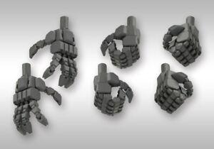 Normal Hand Unit 2020 Accessory Set Kotobukiya Modeling Support Goods