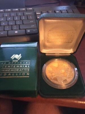 Australia Bicentennial Commemorative Medallion Coin 1788-1988 Mint In Box To Invigorate Health Effectively Australia & Oceania Australia