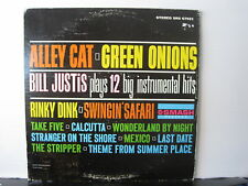 BILL JUSTIS Alley Cat/Green Onions SMASH RECORDS VINYL LP Free UK Post