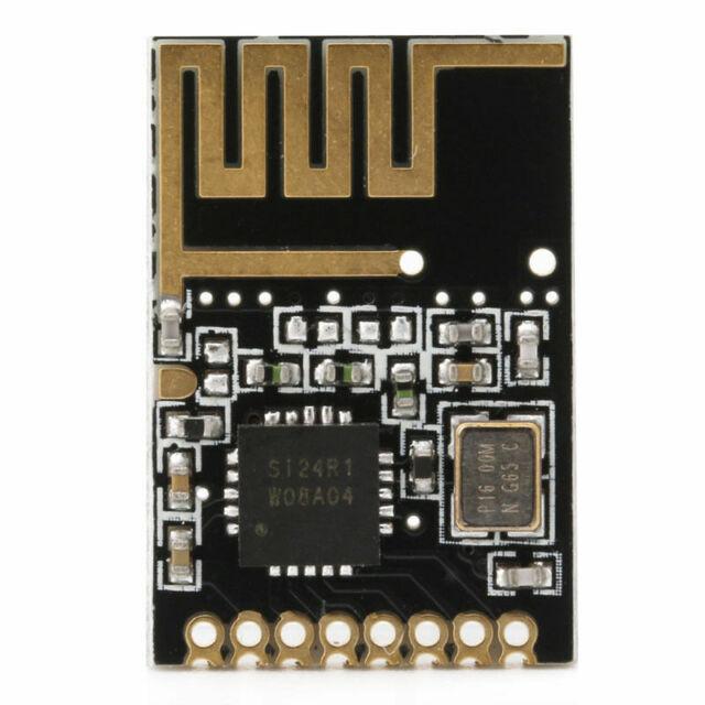 RF Transceiver Module ISM for Arduino SPI Geeetech 2.4Ghz NRF24L01
