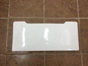 American Standard 4033 White Toilet Tank Lid Ebay