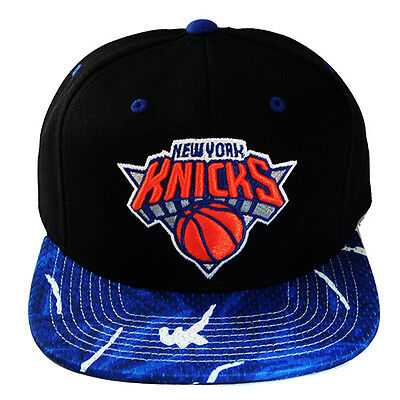 ORIGINALE Mitchell /& Ness New York Knicks NBA Snapback Cap tipoff eu292 Royal