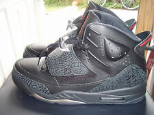 NEW Nike air jordan black on black sons of mars sz 14 nike id shoes