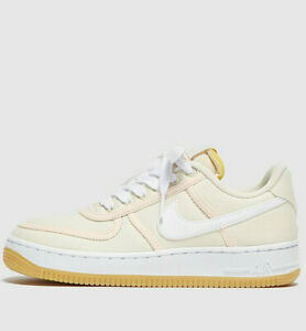 nike air force 1 femme blanche et jaune