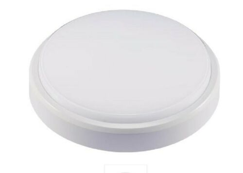 Shada 800401 Wand-//Deckenleuchte Bulleye Rund Out-//Indoor LED 8W 550lm Weiß IP54