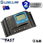 Solar-Regulator-Caravan-Charge-Controller-30A-PWM-LCD-12v-24v-Auto-LCD-USB-LOG thumbnail 1