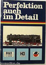 PIKO Katalog Perfection aussi pour im Détail å