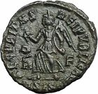 "VALENS ""Last True Roman"" 364AD Ancient Roman Coin Victory Cult Angel i54884"