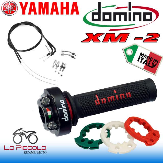 Kit Completo Comando Gas XM2 Domino + Cable Específico Yamaha YZF R6 600 2016