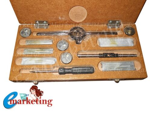NEW BSW TAP /& DIES SET 1//8 TO 1//4 BRITISH STANDARD WHITWORTH COMPLETE BOXED
